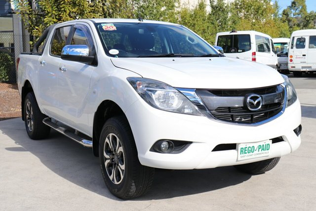 Used Mazda BT-50 UR0YG1 XTR, 2017 Mazda BT-50 UR0YG1 XTR 6 speed Automatic Utility