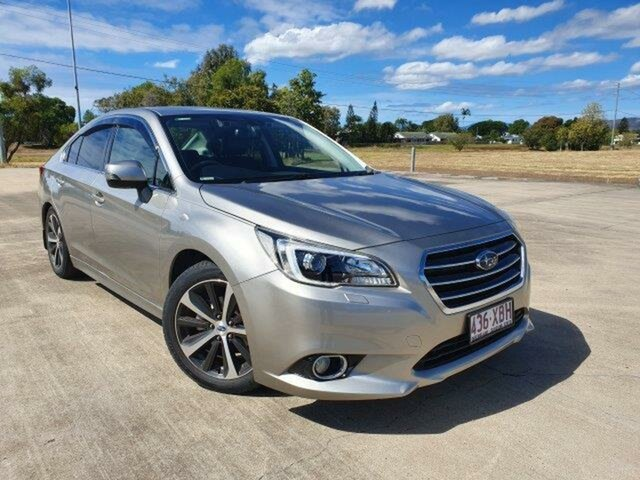 Used Subaru Liberty B6 MY17 2.5i CVT AWD Premium, 2017 Subaru Liberty B6 MY17 2.5i CVT AWD Premium Hyper Blue 6 Speed Constant Variable Sedan