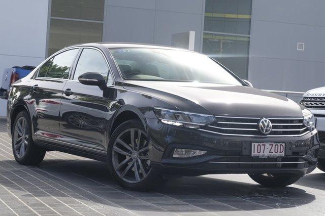 Demo Volkswagen Passat  , Passat 140TSI Business 2.0LT/P 7Spd DSG Sedan MY20