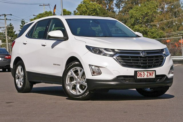 Used Holden Equinox EQ MY18 LT FWD, 2018 Holden Equinox EQ MY18 LT FWD White 6 Speed Sports Automatic Wagon