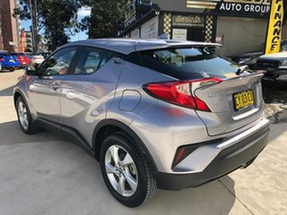 2018 Toyota C-HR Grey Constant Variable Wagon.