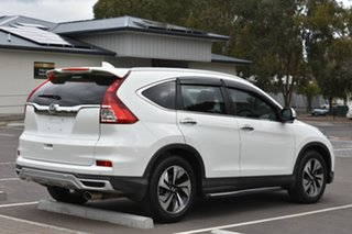2016 Honda CR-V RM Series II MY17 VTi-L White 5 Speed Sports Automatic Wagon.