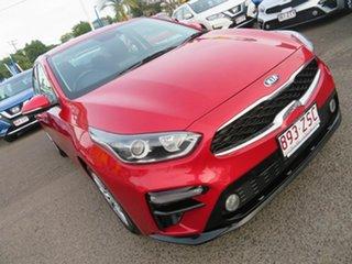 2019 Kia Cerato BD MY20 S Red 6 Speed Sports Automatic Sedan