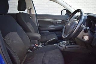 2014 Mitsubishi ASX XB MY15 LS Blue 6 Speed Sports Automatic Wagon