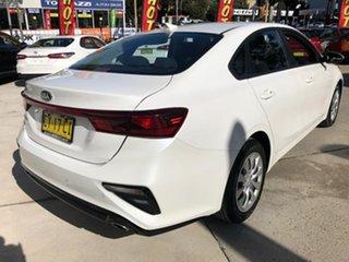 2019 Kia Cerato S Snow White Pearl Sports Automatic Sedan