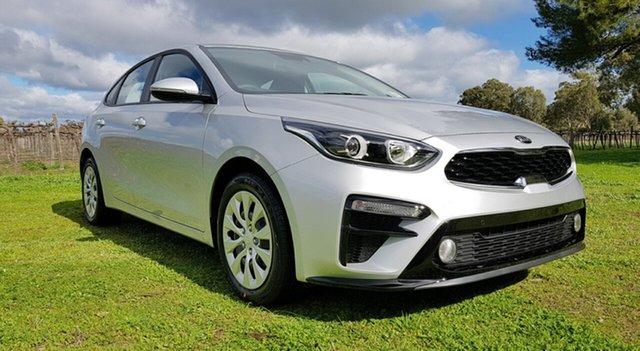 Demo Kia Cerato BD MY20 S Nuriootpa, 2020 Kia Cerato BD MY20 S Silky Silver 6 Speed Automatic Hatchback