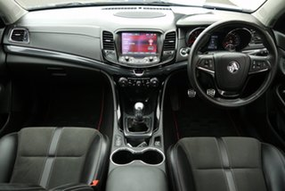 2015 Holden Commodore VF II MY16 SV6 6 Speed Manual Sedan.