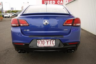 2015 Holden Commodore VF II MY16 SV6 6 Speed Manual Sedan