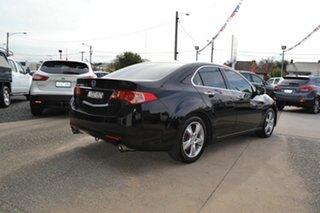 2011 Honda Accord 10 MY11 Euro Black 5 Speed Automatic Sedan.