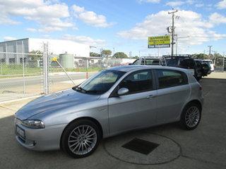 2010 Alfa Romeo 147 - JTD M-JET Silver 6 Speed Manual Hatchback.