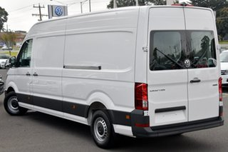 2020 Volkswagen Crafter SY1 MY20 35 High Roof LWB 4MOTION TDI410 White 8 Speed Automatic Van.