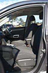 2012 Holden Captiva CG Series II MY12 5 AWD Grey 6 Speed Sports Automatic Wagon