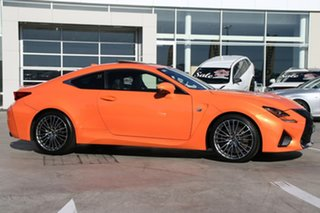 2014 Lexus RC USC10R RC F Lava Mica 8 Speed Sports Automatic Coupe.