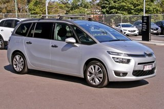 2014 Citroen Grand C4 Picasso B7 Exclusive Silver 6 Speed Sports Automatic Wagon.
