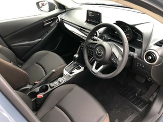 2020 Mazda 2 DJ2HAA G15 SKYACTIV-Drive Pure Polymetal Grey 6 Speed Sports Automatic Hatchback.