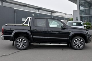 2020 Volkswagen Amarok 2H MY20 TDI580 4MOTION Perm Ultimate Black 8 Speed Automatic Utility.