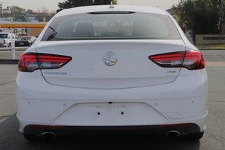 2018 Holden Commodore ZB MY19 RS Liftback AWD White 9 Speed Sports Automatic Liftback