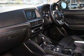 2015 Mazda CX-5 KE1022 Akera SKYACTIV-Drive AWD Soul Red 6 Speed Sports Automatic Wagon