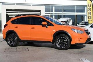 2014 Subaru XV G4X MY14 2.0i Lineartronic AWD Tangerine Orange 6 Speed Constant Variable Wagon.