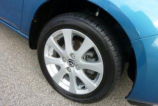 2013 Mazda 2 DE MY14 Neo Sport Blue 5 Speed Manual Hatchback