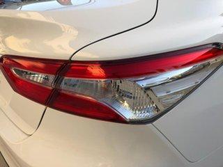 Toyota Camry Ascent White Sports Automatic Sedan