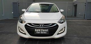 2015 Hyundai i30 GD Tourer Active 1.6 CRDi White 6 Speed Automatic Wagon.