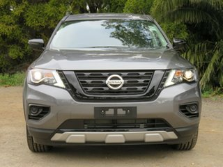 2019 Nissan Pathfinder R52 Series III MY19 ST+ X-tronic 2WD N-TREK Gun Metallic 1 Speed.