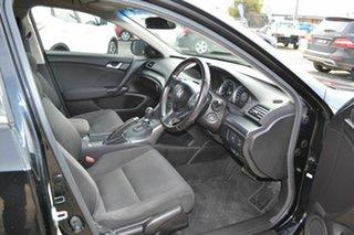 2011 Honda Accord 10 MY11 Euro Black 5 Speed Automatic Sedan