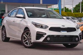 2020 Kia Cerato BD MY20 Sport Clear White 6 Speed Sports Automatic Hatchback.