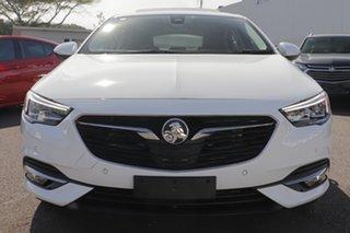 2017 Holden Calais ZB MY18 V Liftback AWD White 9 Speed Sports Automatic Liftback.