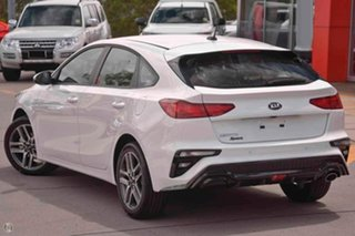 2020 Kia Cerato BD MY20 Sport Clear White 6 Speed Sports Automatic Hatchback