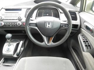 2008 Honda Civic 8th Gen MY08 VTi Gold 5 Speed Automatic Sedan