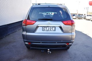 2014 Mitsubishi Challenger PC (KH) MY14 Grey 5 Speed Sports Automatic Wagon
