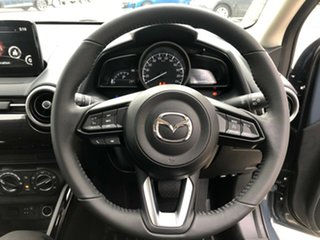 2020 Mazda 2 DJ2HAA G15 SKYACTIV-Drive Pure Polymetal Grey 6 Speed Sports Automatic Hatchback