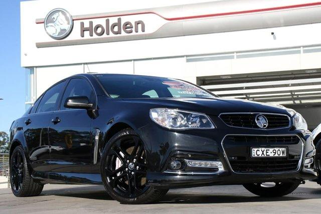 Used Holden Commodore VF MY15 SS V Redline, 2014 Holden Commodore VF MY15 SS V Redline Phantom 6 Speed Sports Automatic Sedan