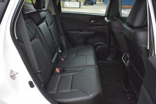 2016 Honda CR-V RM Series II MY17 VTi-L White 5 Speed Sports Automatic Wagon