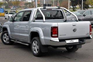 2019 Volkswagen Amarok 2H MY19 TDI550 4MOTION Perm Highline Silver 8 Speed Automatic Utility.