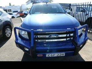 Ford  2014.75 DOUBLE CC XL NON SVP 3.2D 6A 4X4