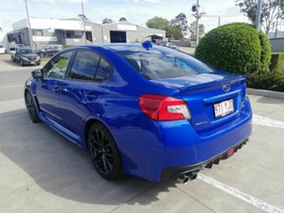 2017 Subaru WRX V1 MY18 Premium Lineartronic AWD Blue 8 Speed Constant Variable Sedan