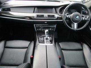 2014 BMW 5 Series F07 LCI 520d Gran Turismo Steptronic M Sport White 8 Speed Sports Automatic