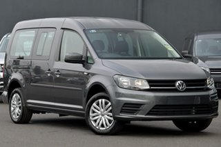 2020 Volkswagen Caddy 2K MY20 TSI220 Maxi DSG Trendline Grey 7 Speed Sports Automatic Dual Clutch.