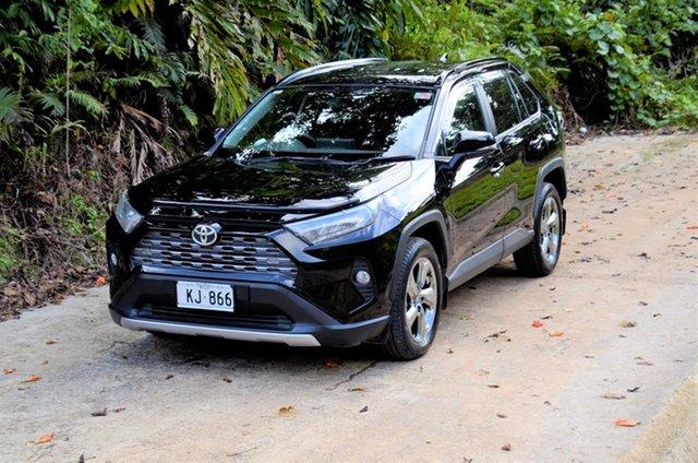 Demo Toyota RAV4  , 2020 Toyota RAV4 Black Automatic