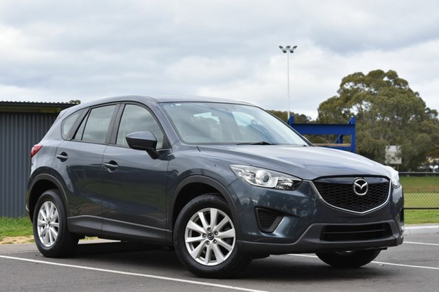 Used Mazda CX-5 KE1071 Maxx SKYACTIV-MT, 2012 Mazda CX-5 KE1071 Maxx SKYACTIV-MT Grey 6 Speed Manual Wagon