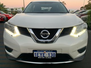 2016 Nissan X-Trail T32 TS X-tronic 2WD White 7 Speed Constant Variable Wagon