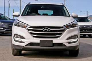 2017 Hyundai Tucson TL2 MY18 Active AWD White 6 Speed Sports Automatic Wagon