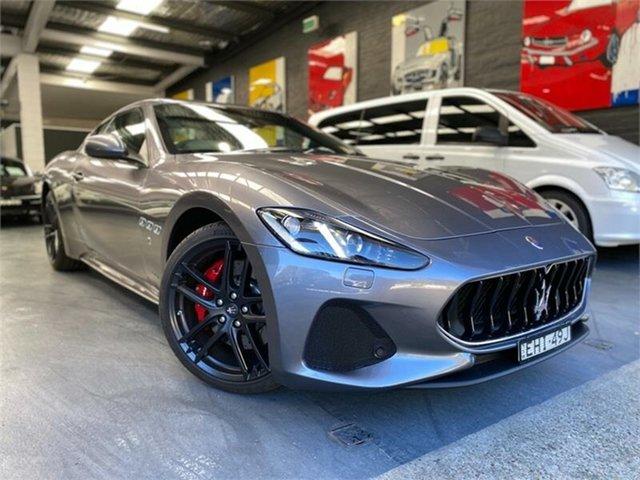 Used Maserati Granturismo M145 Sport, 2020 Maserati Granturismo M145 Sport Grigio Granito Automatic Coupe