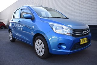 2015 Suzuki Celerio LF Blue 1 Speed Constant Variable Hatchback
