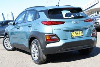 2018 Hyundai Kona OS.2 MY19 Active 2WD Blue 6 Speed Sports Automatic Wagon.