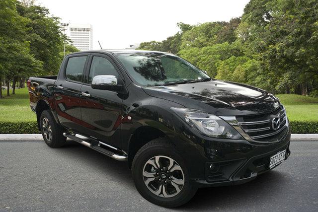 Demo Mazda BT-50 UR0YG1 XTR, 2020 Mazda BT-50 UR0YG1 XTR Jet Black 6 Speed Sports Automatic Utility