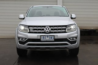2019 Volkswagen Amarok 2H MY19 TDI550 4MOTION Perm Highline Silver 8 Speed Automatic Utility